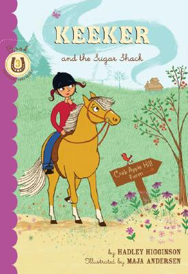 Keeker and the Sugar Shack: Book 3 in the Sneaky Pony Series (Keeker and the Sneaky Po) Cover Image