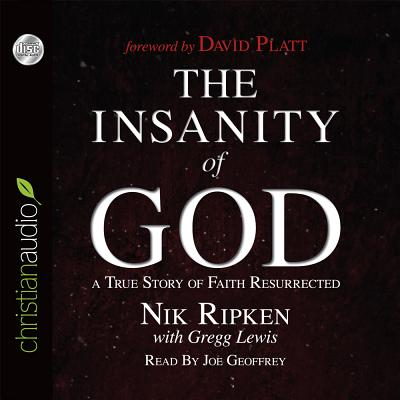 Cover for The Insanity of God