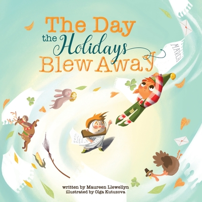 The Day the Holidays Blew Away Cover Image