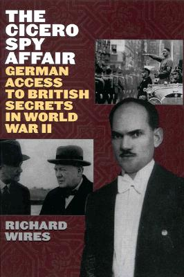 The Cicero Spy Affair Cover