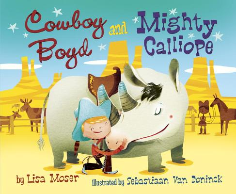 Cowboy Boyd and Mighty Calliope Cover