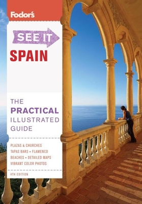 Fodor's See It Spain, 4th Edition Cover