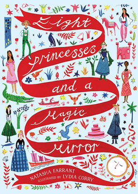 Eight Princesses and a Magic Mirror Cover Image