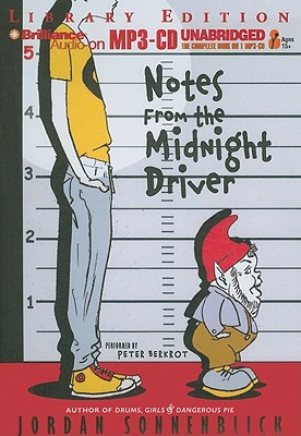 Notes from the Midnight Driver Cover