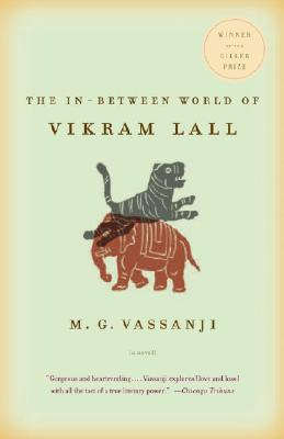 The In-Between World of Vikram Lall Cover