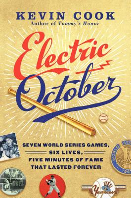 Cover for Electric October