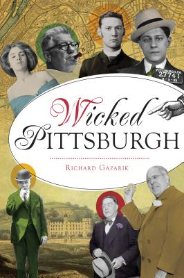 Wicked Pittsburgh Cover Image