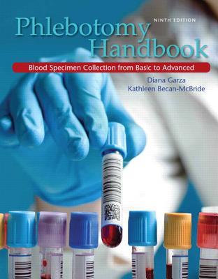 Phlebotomy Handbook Cover Image