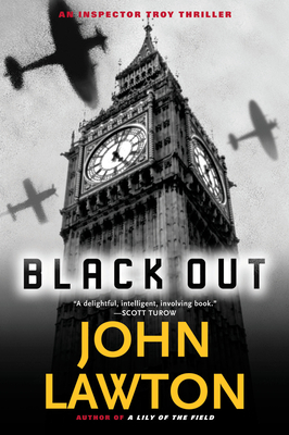 Cover for Black Out (Inspector Troy Thriller)
