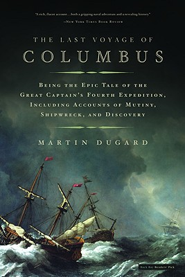 The Last Voyage of Columbus Cover