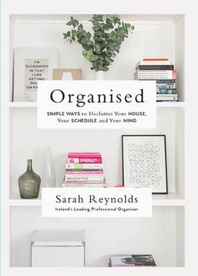 Cover for Organised