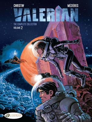 Valerian: The Complete Collection (Valerian & Laureline) Cover Image
