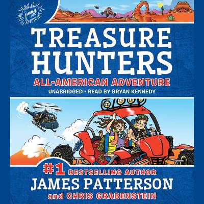 Treasure Hunters: All-American Adventure Cover Image