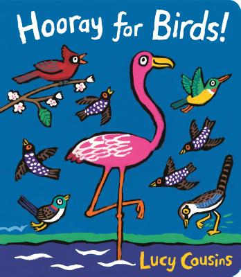 Hooray for Birds! Cover Image