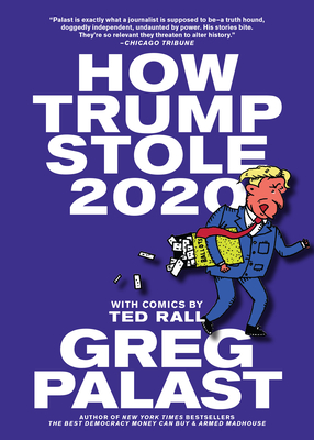 How Trump Stole 2020: The Hunt for America's Vanished Voters Cover Image