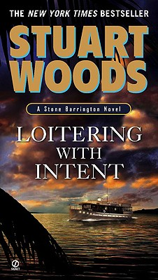 Loitering with Intent (A Stone Barrington Novel #16) Cover Image