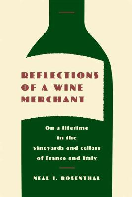 Reflections of a Wine Merchant Cover