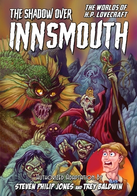 H.P. Lovecraft: The Shadow Over Innsmouth Cover Image