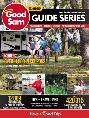 The 2020 Good Sam Guide Series for the RV & Outdoor Enthusiast Cover Image