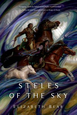 Steles of the Sky Cover Image