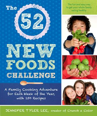 Cover for The 52 New Foods Challenge