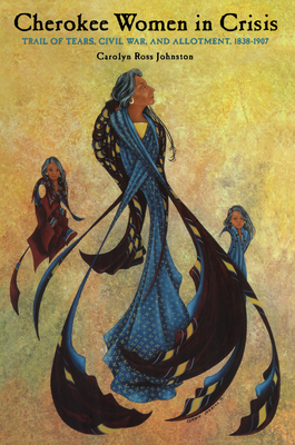 Cherokee Women in Crisis Cover