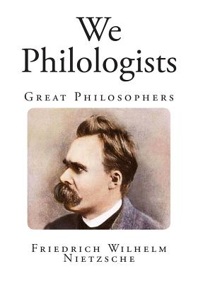 We Philologists Cover Image