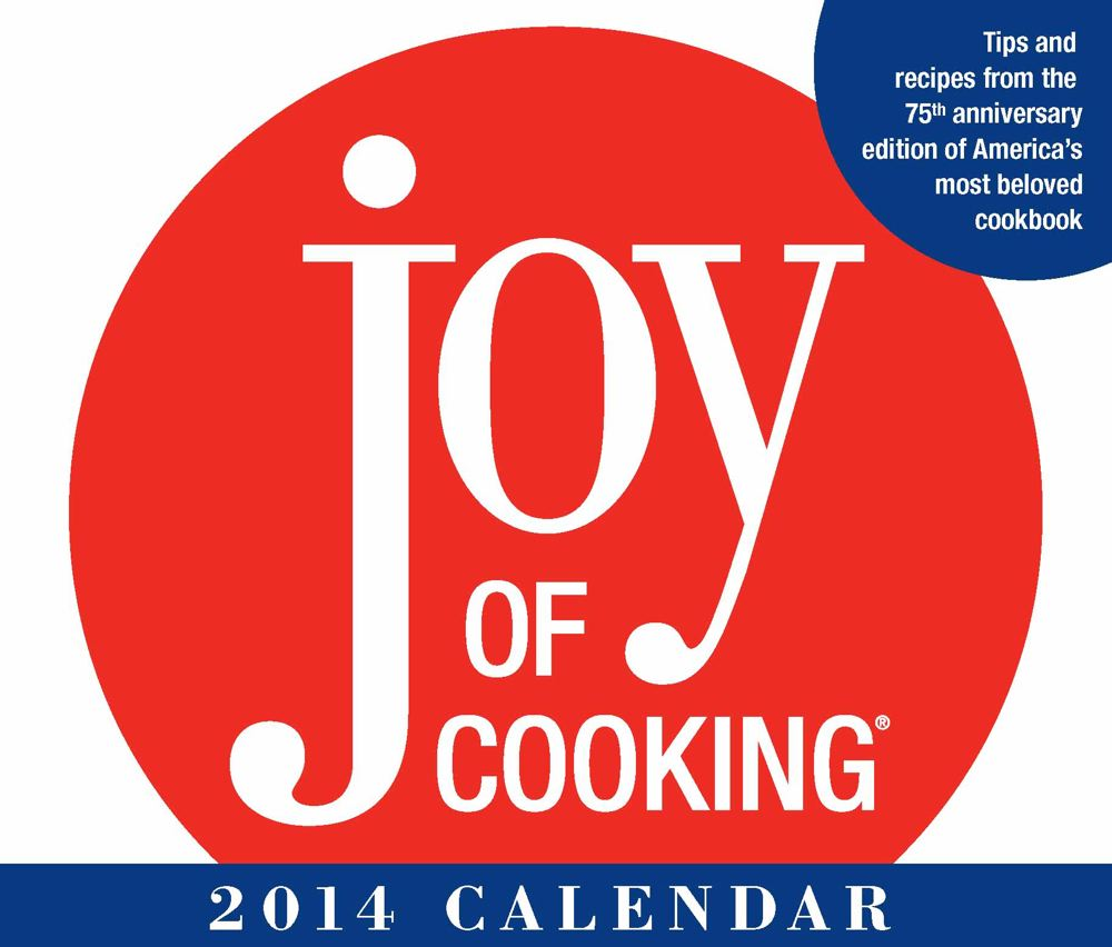 Joy of Cooking 2014 Day-to-Day Calendar Cover Image