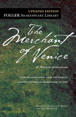 The Merchant of Venice (Folger Shakespeare Library) Cover Image