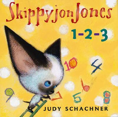 Skippyjon Jones 1-2-3 Cover
