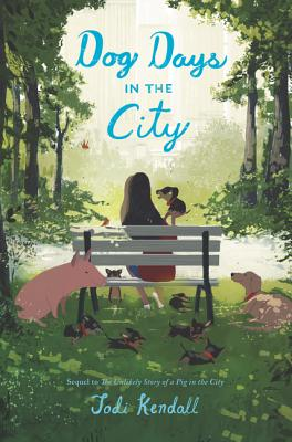 Dog Days in the City by Jodi Kendall