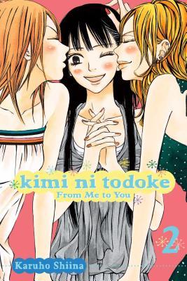 Cover for Kimi ni Todoke