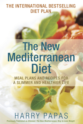 The New Mediterranean Diet Cover