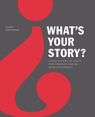 What's Your Story? Cover