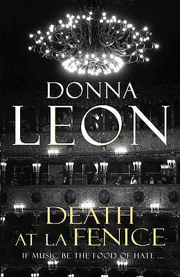 Death at La Fenice Cover