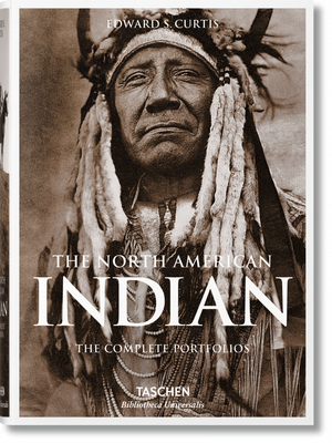 The North American Indian. the Complete Portfolios Cover Image