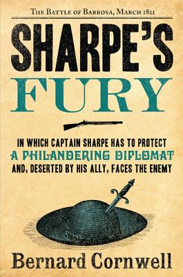 Sharpe's Fury: The Battle of Barrosa, March 1811 Cover Image
