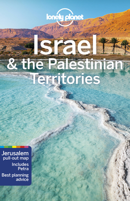 Lonely Planet Israel & the Palestinian Territories 9 (Country Guide) Cover Image