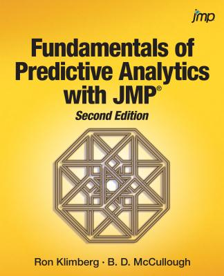 Fundamentals of Predictive Analytics with JMP, Second Edition Cover Image