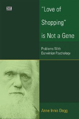 Love Of Shopping Is Not A Gene Cover Image