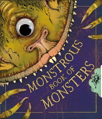 The Monstrous Book of Monsters Cover