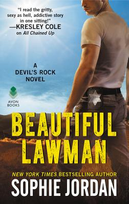 Beautiful Lawman: A Devil's Rock Novel Cover Image