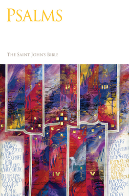 Saint John's Psalms-NRSV Cover