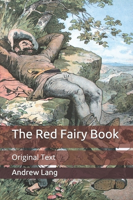 The Red Fairy Book: Original Text Cover Image