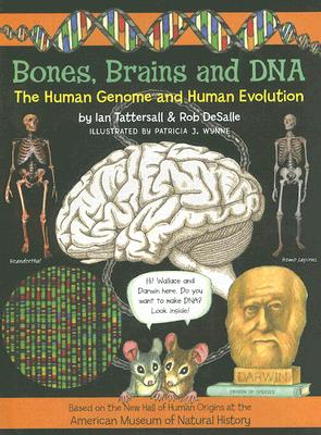 Cover for Bones, Brains and DNA