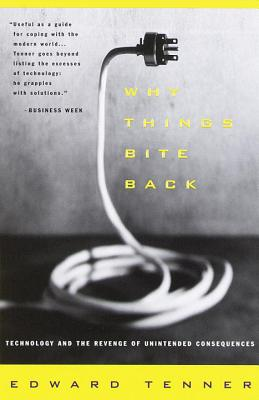 Why Things Bite Back Cover