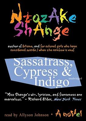 Sassafrass, Cypress & Indigo Cover Image