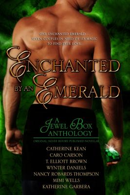 Enchanted by an Emerald: A Jewel Box Anthology Cover Image
