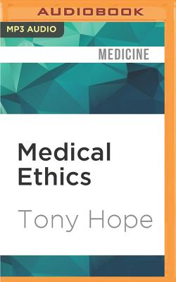 Medical Ethics: A Very Short Introduction (Very Short Introductions (Audio)) Cover Image