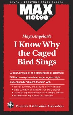 I Know Why the Caged Bird Sings (Maxnotes Literature Guides) Cover Image